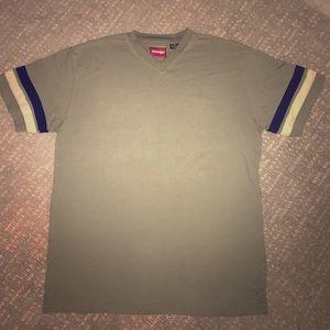 Retro wrangler tshirt
